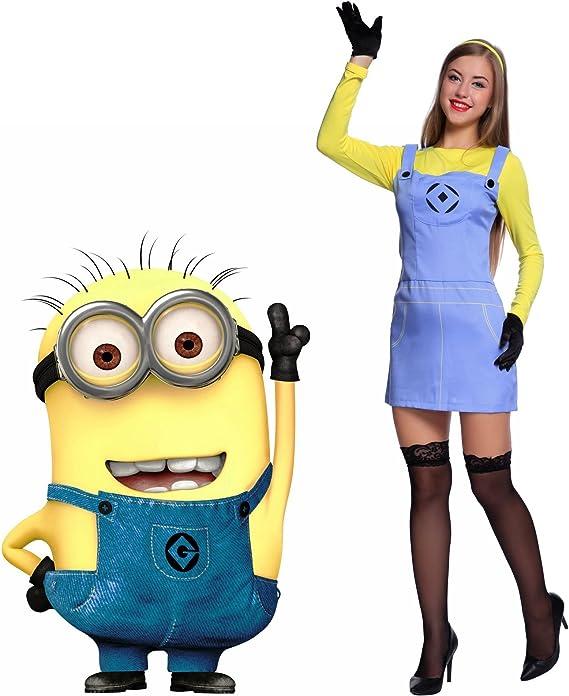 Anladia - Cosplay Dress Disfraz de Minions Dave GRU Mi Vllano ...