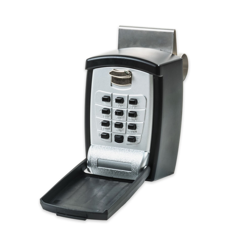 KeyGuard Black Pro SL-591 Punch Button Car Window Lock Box