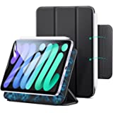 ESR Magnetic Case Compatible with iPad Mini 6 (8.3 inch, 2021), Convenient Magnetic Attachment, Auto Sleep/Wake, Fully Suppor