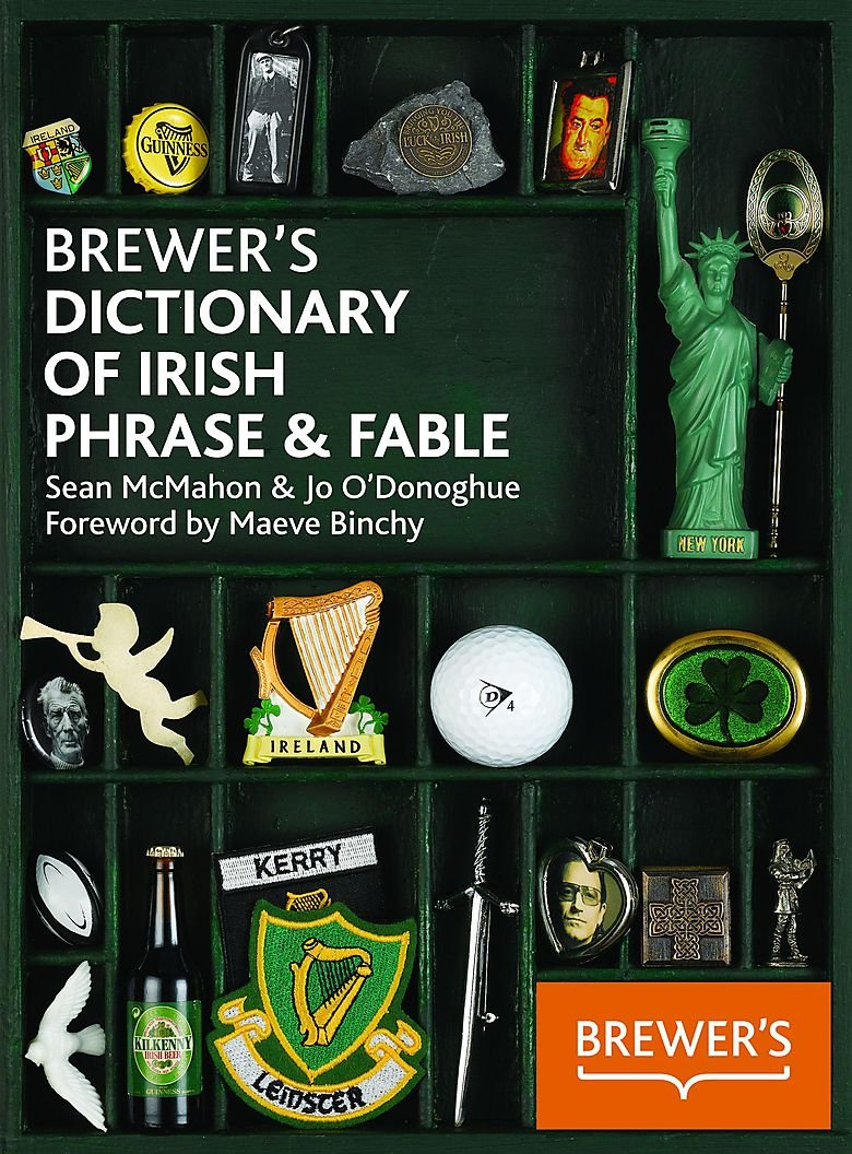 Brewer's Dictionary of Irish Phrase & Fable: Amazon co uk