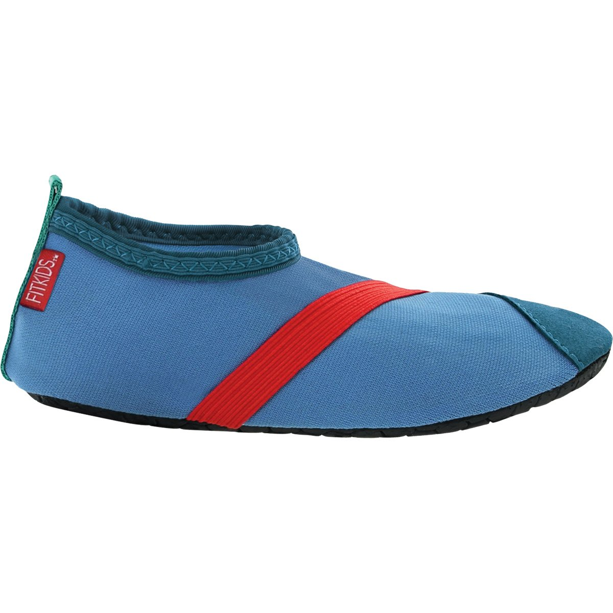 FitKicks Kids Active Lifestyle Footwear - Blue - X-Large