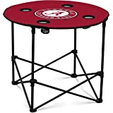 Logo Brands Officially Licensed NCAA Unisex Round Table, One Size, Team Color