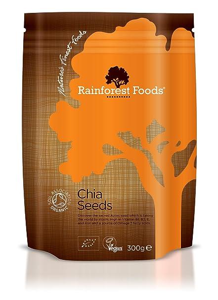 Organic Chai Seeds - 300g