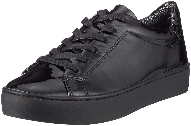 Vagabond Zoe, Zapatillas para Mujer 37 EU|Negro (Black/Black 92)