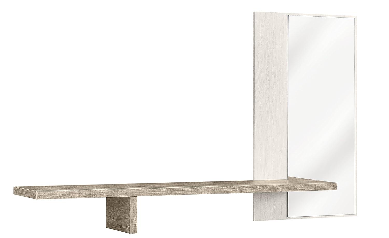 GAMI Miroir 1 É tagè re, Bois, 30 x 182 x 102 cm GAUTIER J36155
