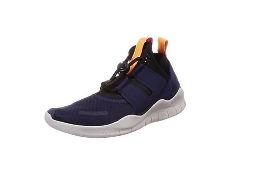 Nike Free RN CMTR 2018, Zapatillas de Running para Hombre, Negro (Black/White 001), 38.5 EU: Amazon.es: Zapatos y complementos