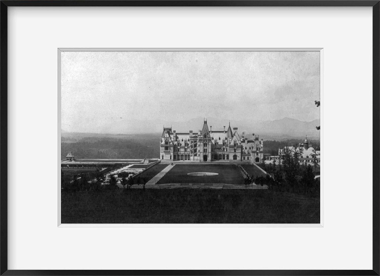 INFINITE PHOTOGRAPHS 1895 Photo: George Washington Vanderbilt II | Biltmore Estate | Vintage Photo Decor | Poster Wall Art Reproduction