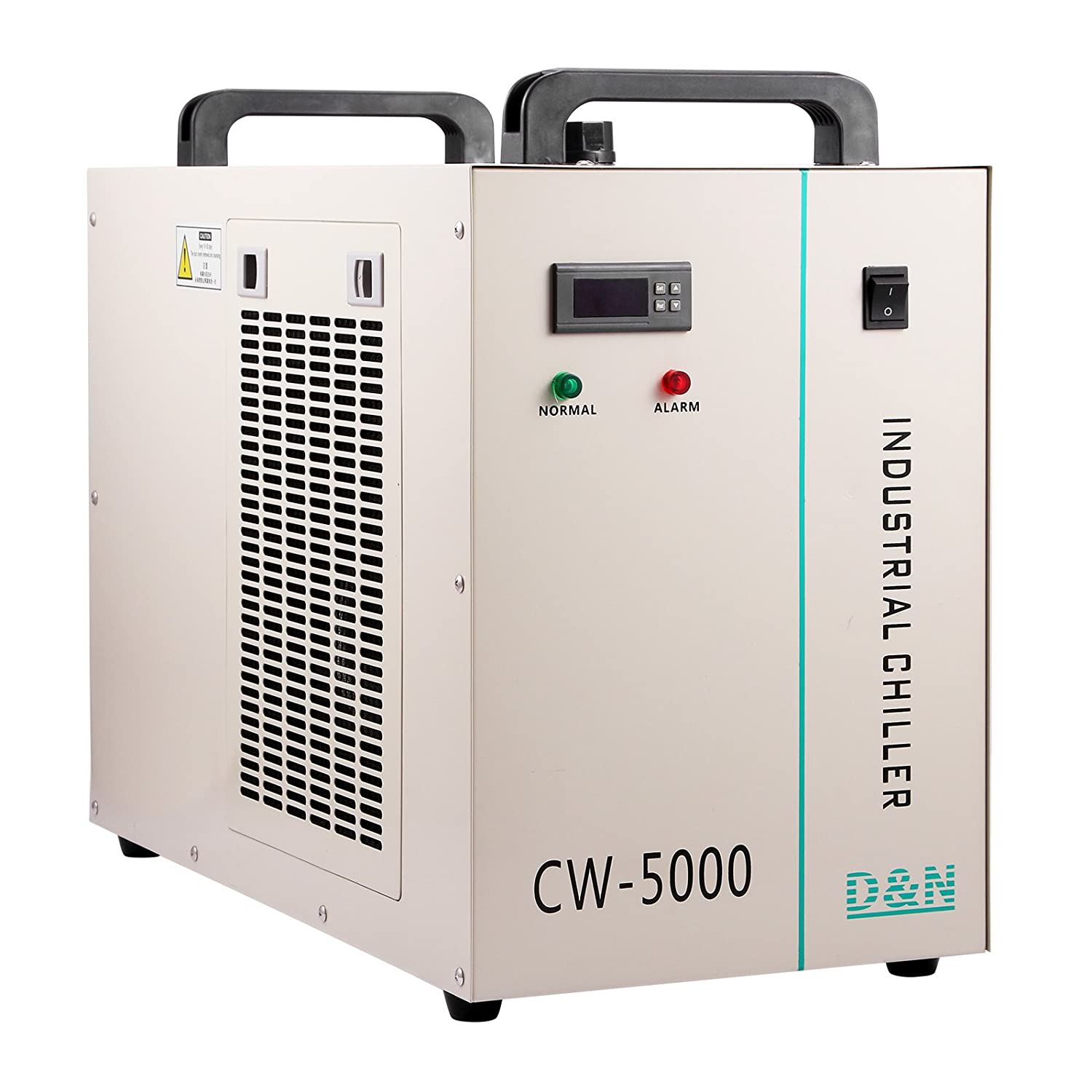Industrial chillers: description, application, device and types 84