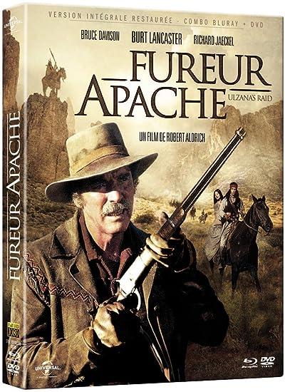 Fureur Apache - Ulzana's Raid - 1972 - Robert Aldrich 71ar9pttLzL._SY550_