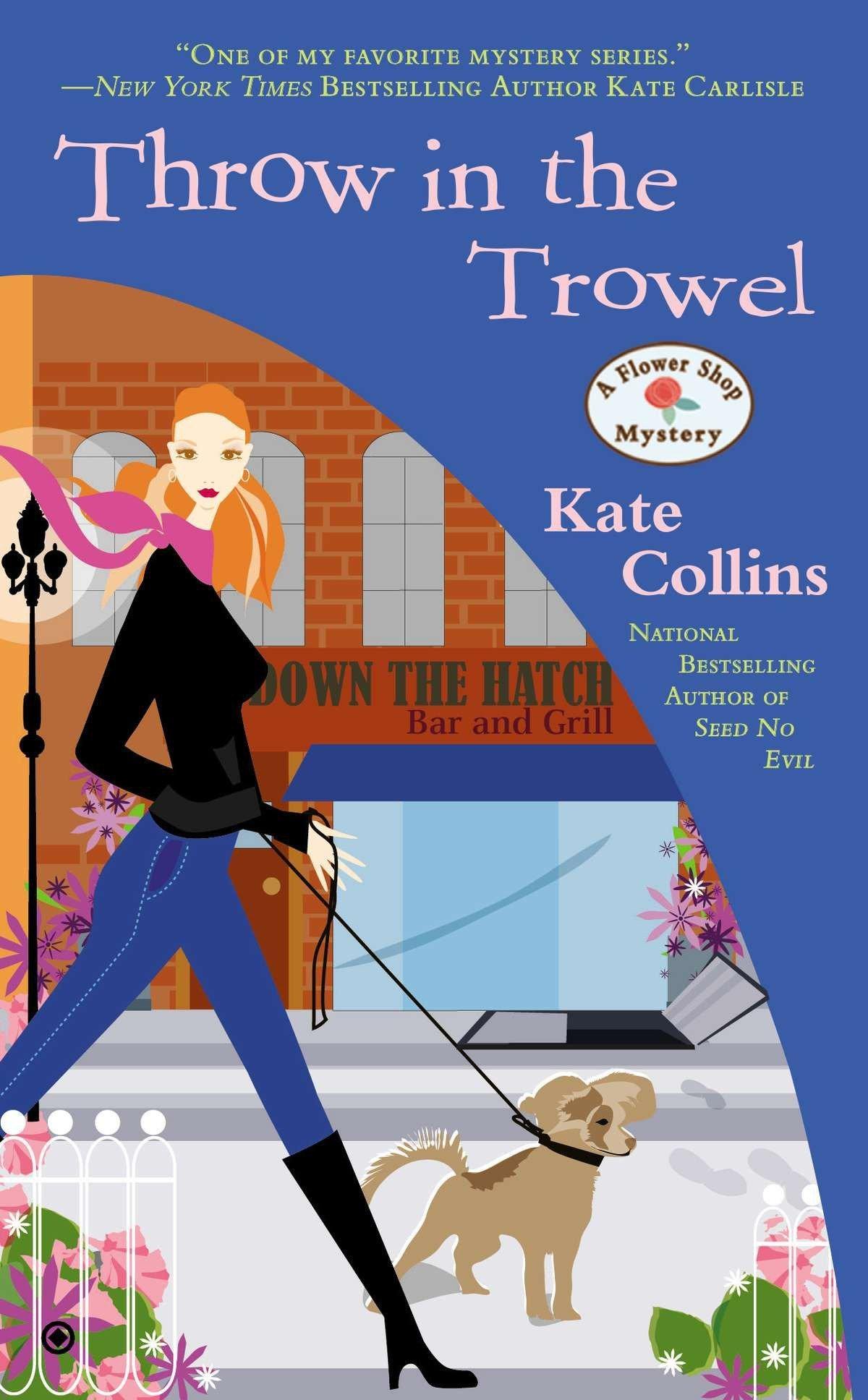 Throw in the Trowel (Flower Shop Mystery) pdf epub