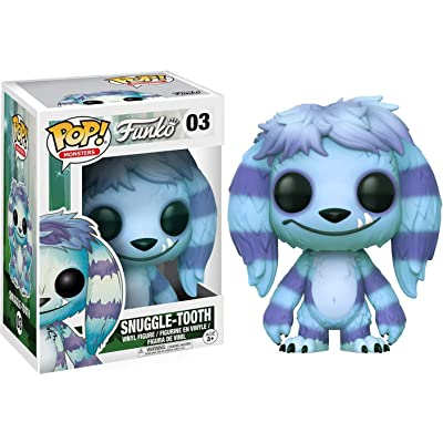 Funko Pop! Wetmore Forest: Monsters - Snuggletooth: Toys & Games
