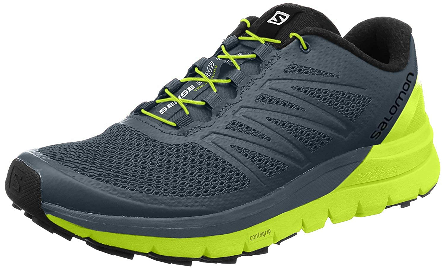 Salomon SENSE ESCAPE Scarpe da trail running stormy