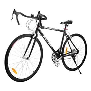 VEVOR Road Bike Aluminum Commuter Bike