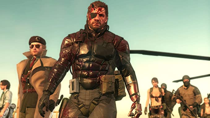Metal Gear Solid V: The Definitive Experience (PS4): Amazon
