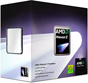 AMD HDX920XCGIBOX Phenom II X4 920 2.8GHz Cache 8MB AM2+ 125W Processor - Retail