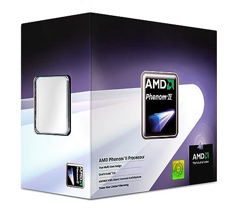 AMD HDX920XCGIBOX Phenom II X4 920 2.8GHz Cache 8MB AM2 125W Processor - Retail Computer Cases at amazon