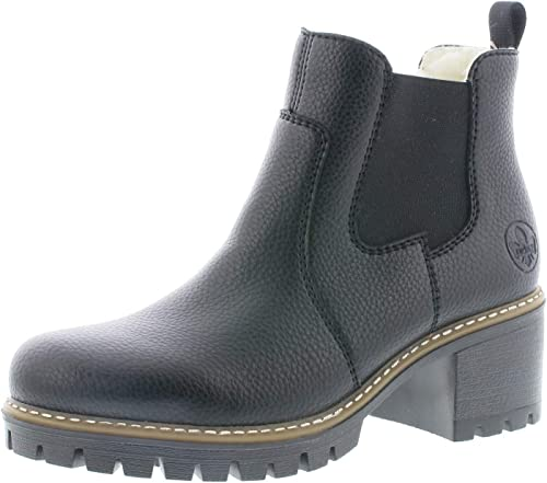 rieker winter damen stiefeletten
