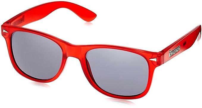 Frost Red BRIGADA Rosso Taglia Lawless da unica Occhiali sole xwHrX6YIHq