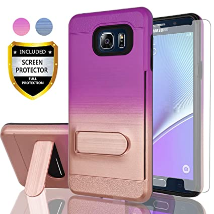 Amazon.com: AYMECL - Carcasa para Samsung Galaxy Note 5 ...