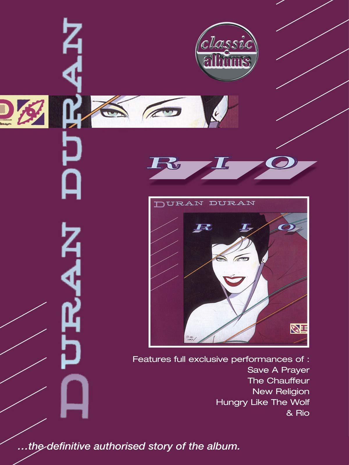 Duran Duran - Rio (Classic Album) on Amazon Prime Video UK