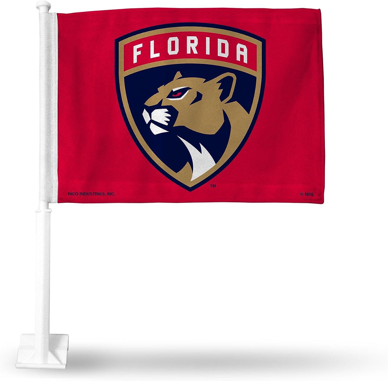 NHL Colorado Avalanche Car Flag