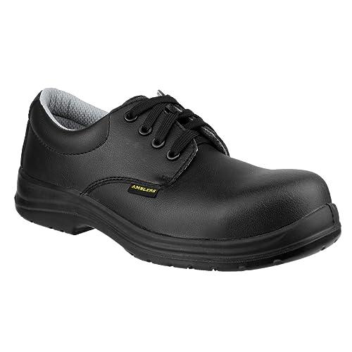 Amblers Safety FS662 Safety Lace Up Black Size 10 kz8UzxbJ