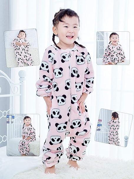 Saco de dormir para bebé suave y cómodo Pijamas siameses ...