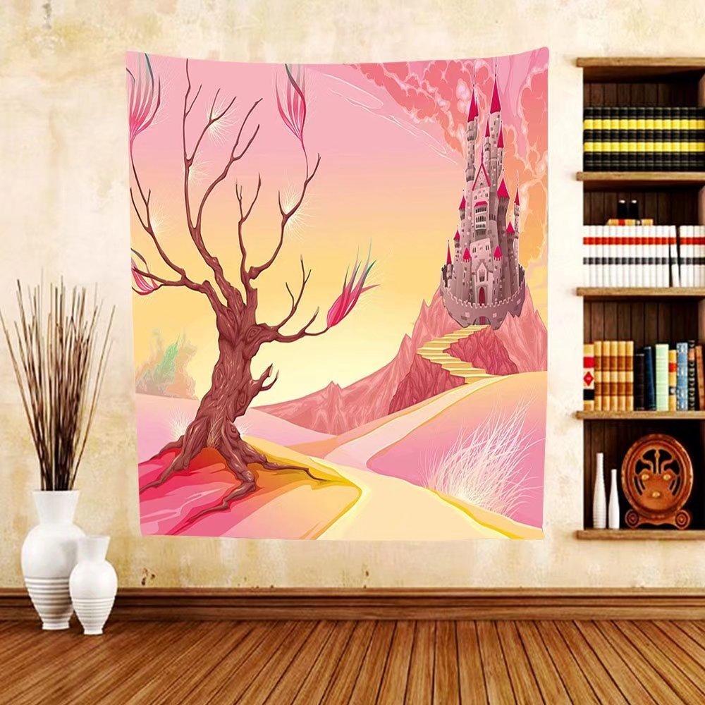 Amazon.com: Gzhihine Custom tapestry Fantasy Tapestry Princess ...