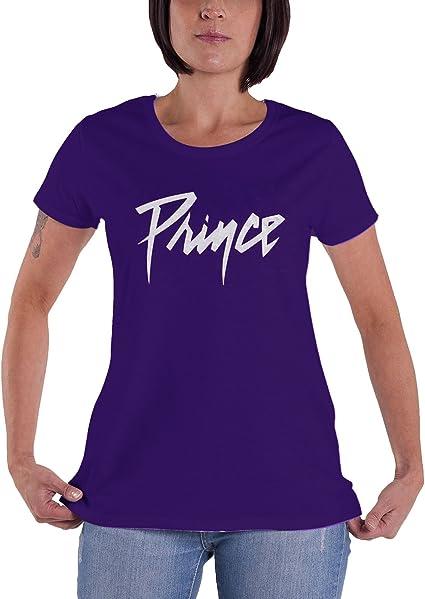 Prince T Shirt Dirty Mind Album Cover Logo Nouveau Officiel Homme