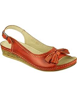 Damen Bourton Freizeit Sandale (37 EU) (Marineblau) Cotswold ObJ15pZ