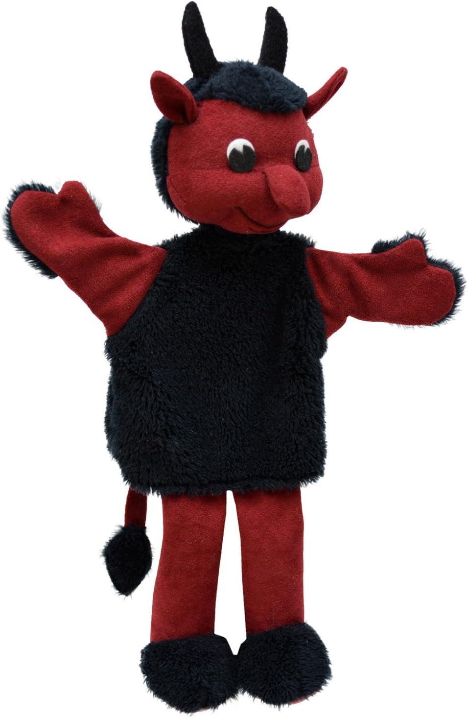 ABA 71182 ABA Devil Hubert Hand Puppet ABAX5 33 cm Multi-Color