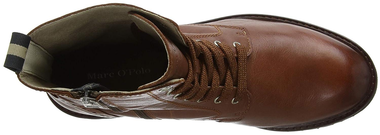 Marc O'Polo Damen Braun Bootie Stiefeletten, Braun Damen (Cognac 720) 1188a5