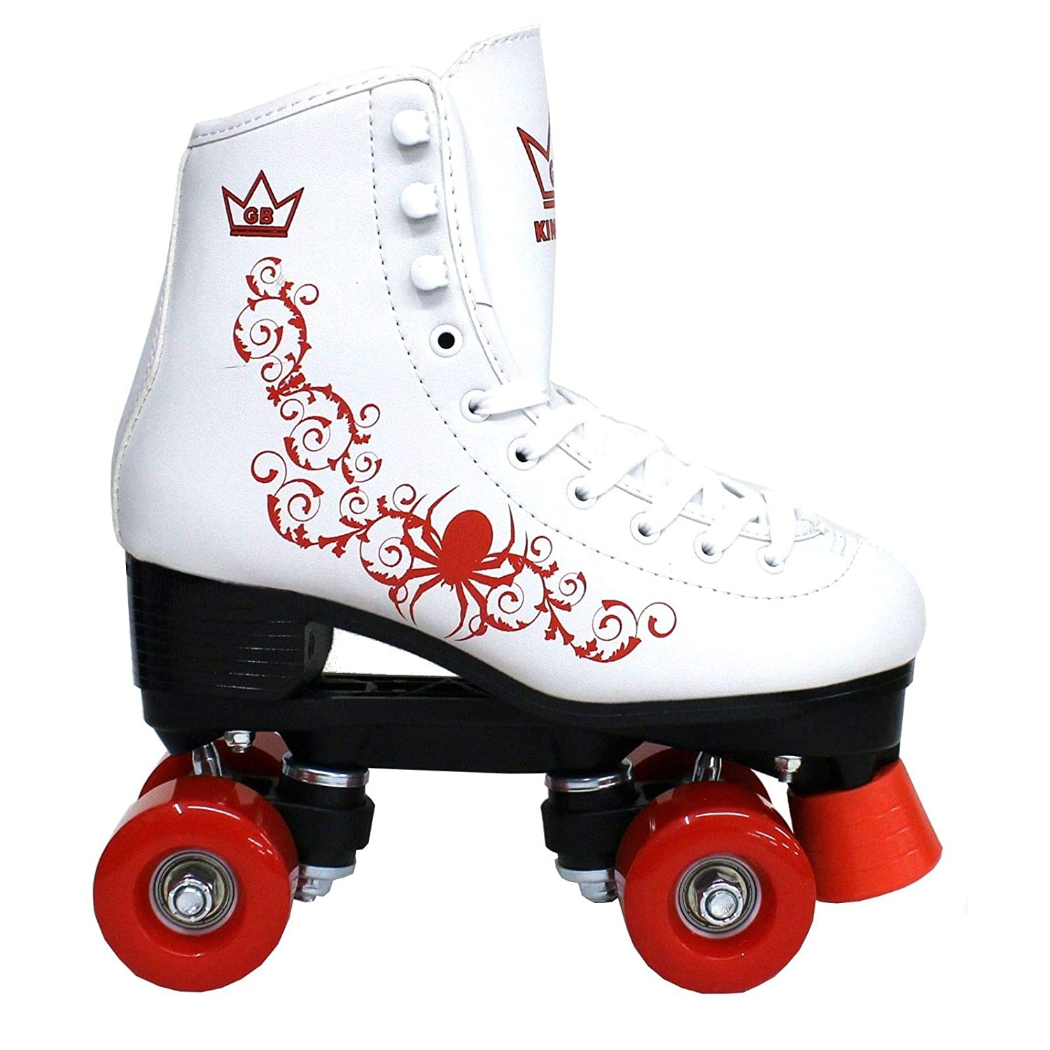 Kingdom GB Patines de Ruedas Vector Quad Wheels