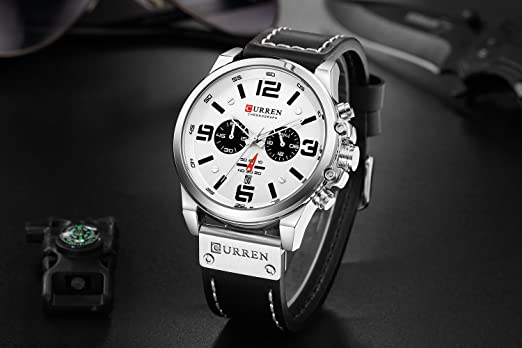 Amazon coupon code for Military Watches for Men