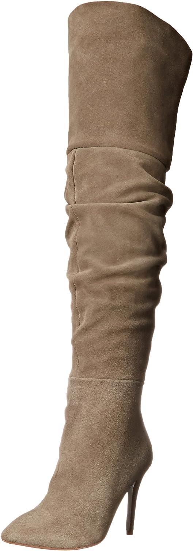 Chinese Laundry Kristin Cavallari Women's Calissa Over the Knee Slouch Boot