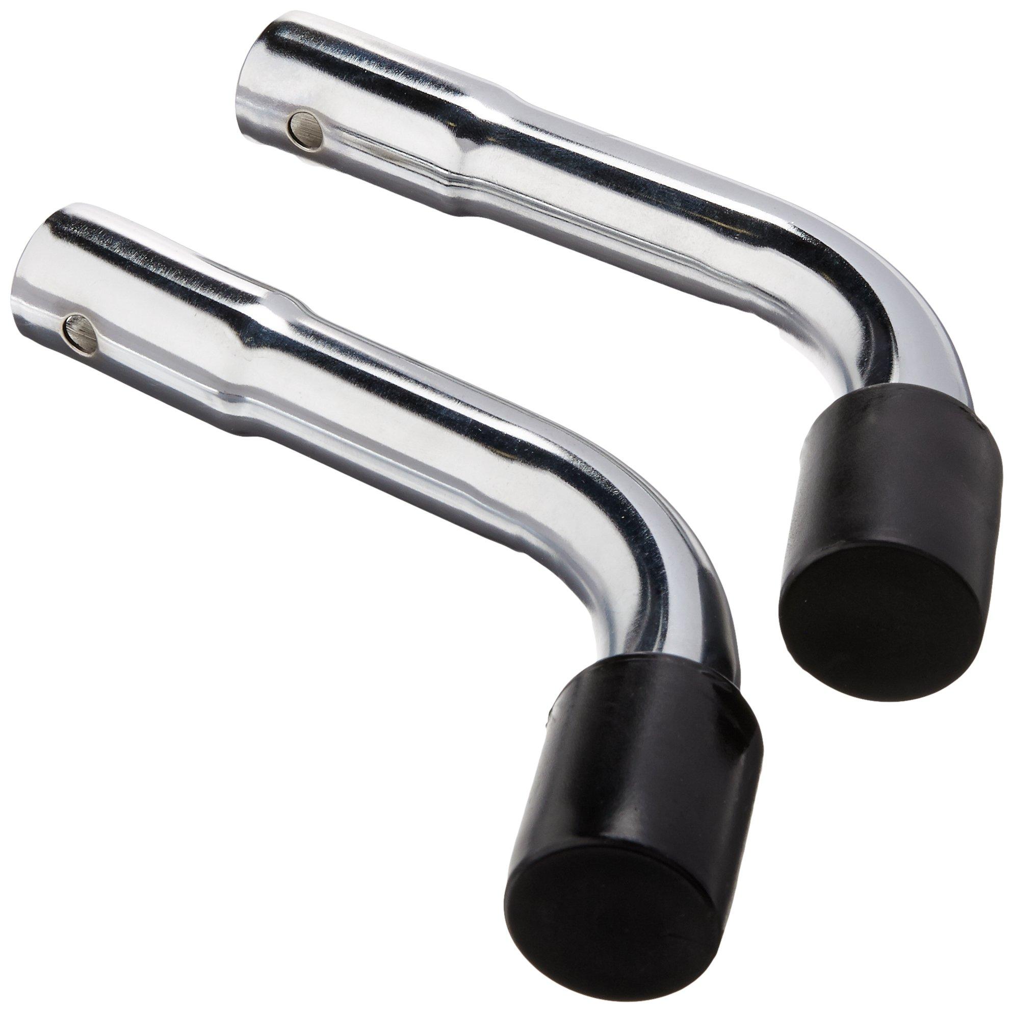 Medline MDS85189 Wheelchair Rear Anti-Tip Devices