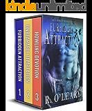 Raven Falls Cursed Romances Box Set: Books 1-3