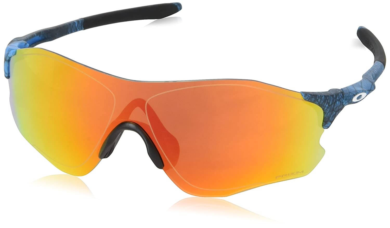 5bd7a9d16 Óculos Oakley Evzero Path Prizm Ruby Azul Aero Grid Sky: Amazon.com.br:  Esportes e Aventura