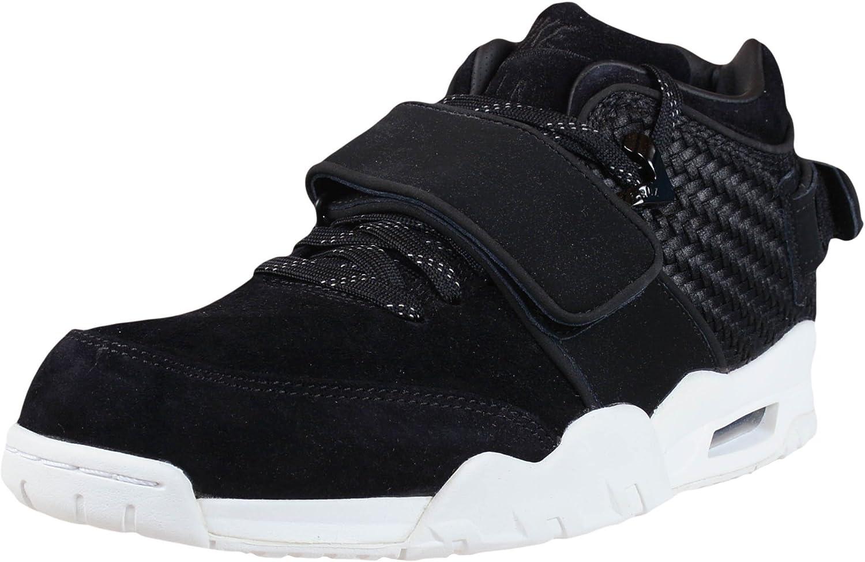 Nike Men's Air TR. V. Cruz BlackBlackSummit WhiteBlack Training Shoe 9.5 Men US