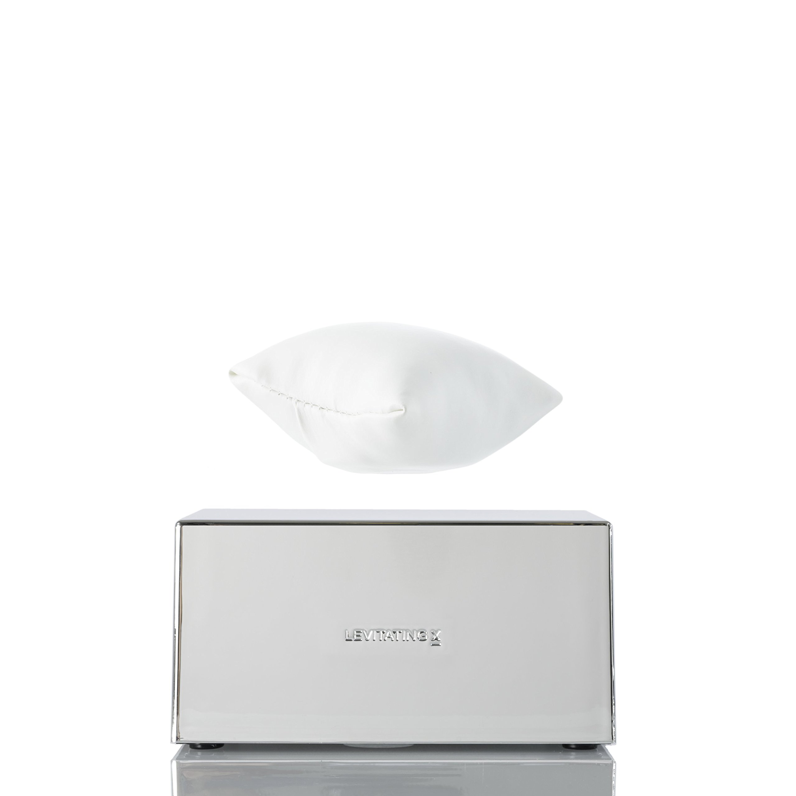 Levitating Pillow for Jewelry and Timepiece Presentation - Wireless Base