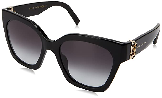 039b708854 Amazon.com  Marc Jacobs Women s Marc182s Square Sunglasses