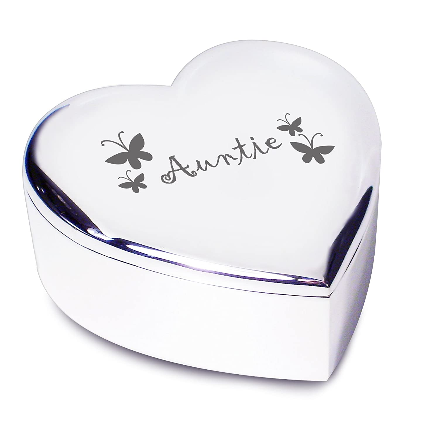 Auntie Heart Trinket. Ideal gifts and presents for weddings, Christenings, Birthdays, Christmas etc… Christmas etc...