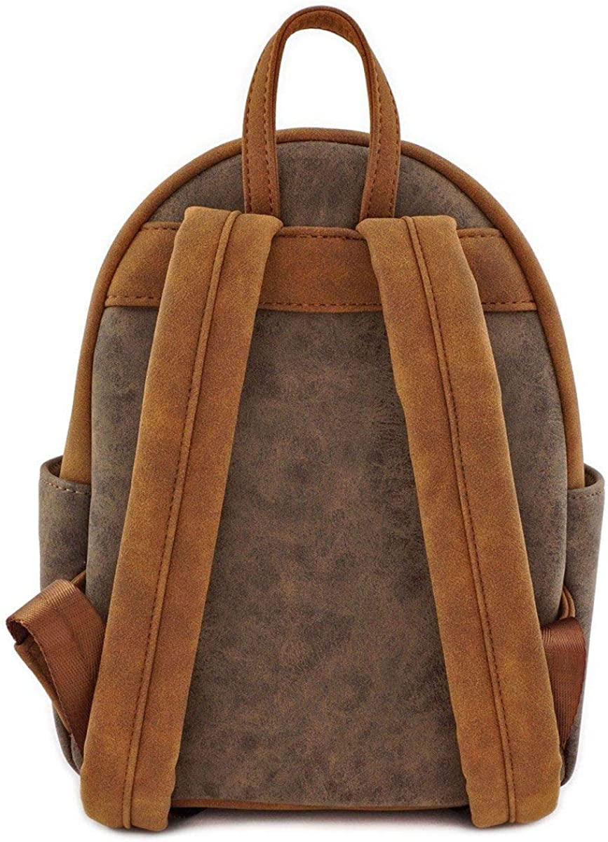Loungefly Star Wars Ewok Faux Leather Mini Backpack