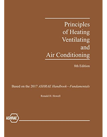 Principles of Heating, Ventilating and Air Conditioning, 8th Edition