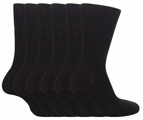 3b242e0e6f5fe Bonjour 12 pairs Kids Back to School Cotton Rich Socks - Multi Pack - Grey  White Black Navy (4-6, Black): Amazon.co.uk: Clothing