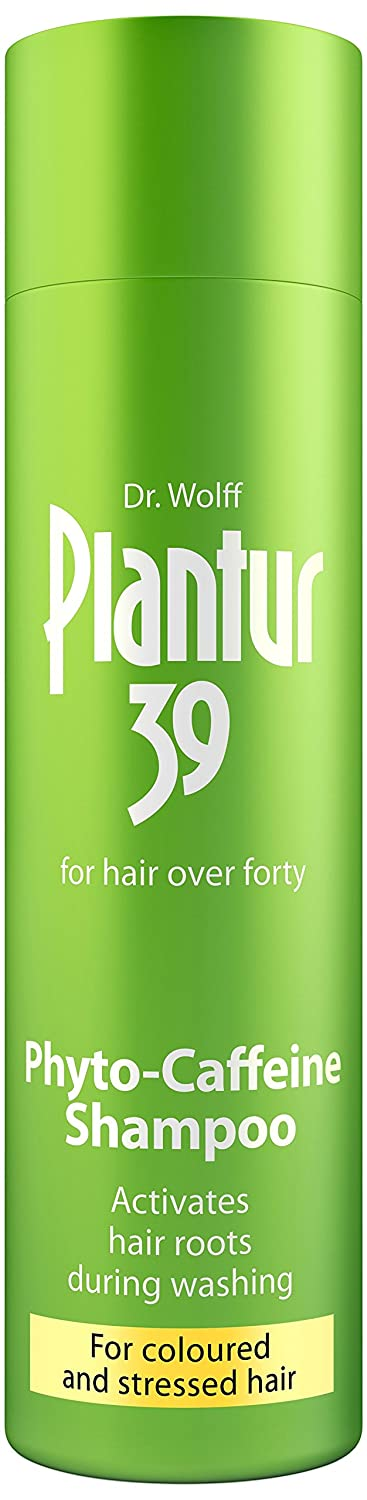 Plantur 39 Phyto Caffeine Shampoo for Coloured & Stressed Hair