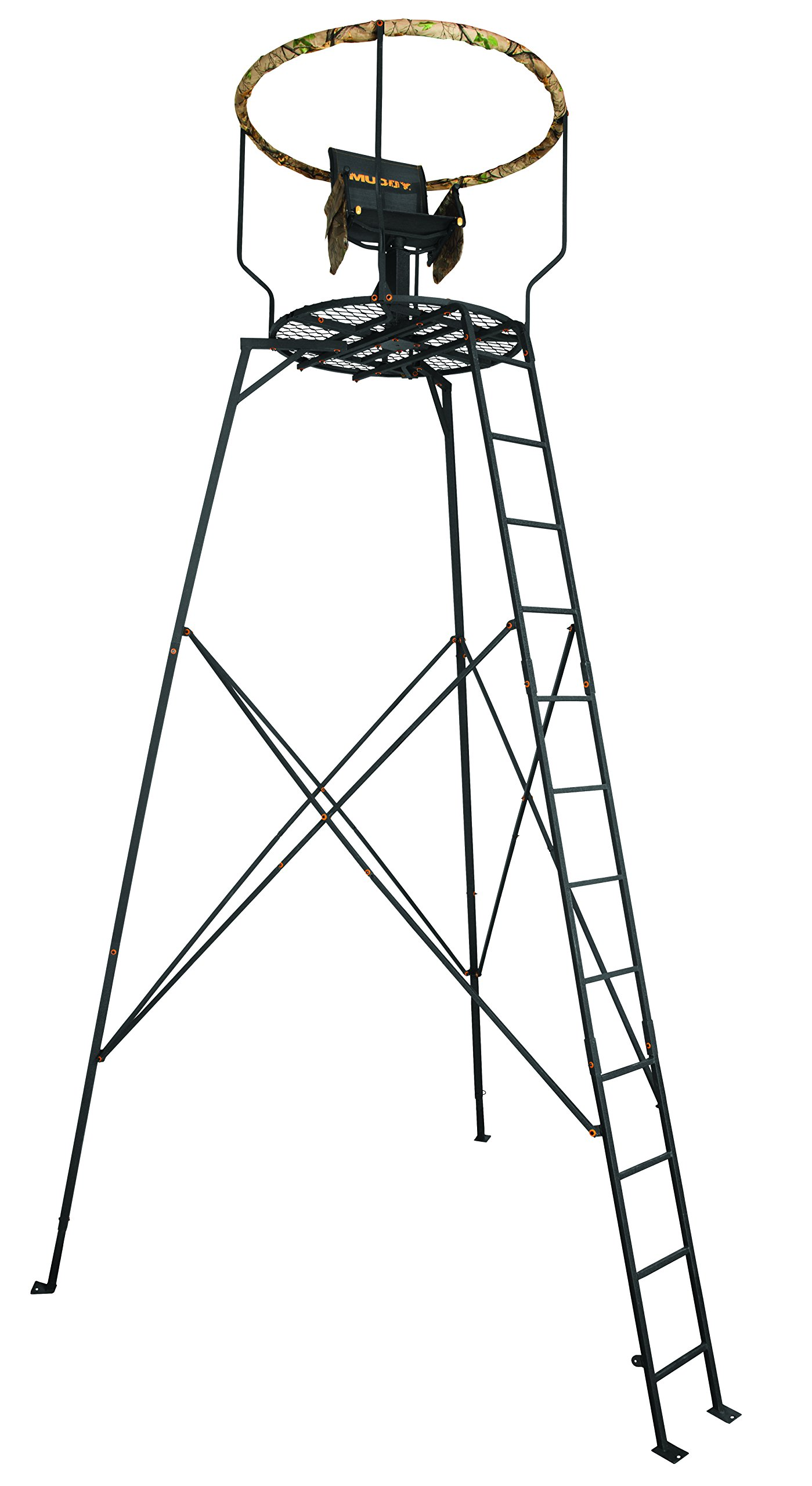 The Liberty Tripod 16 Foot, Wide and Comfortable