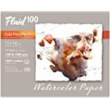 Speedball Artist Watercolor Paper, 811202, Natural White, 11x14 in