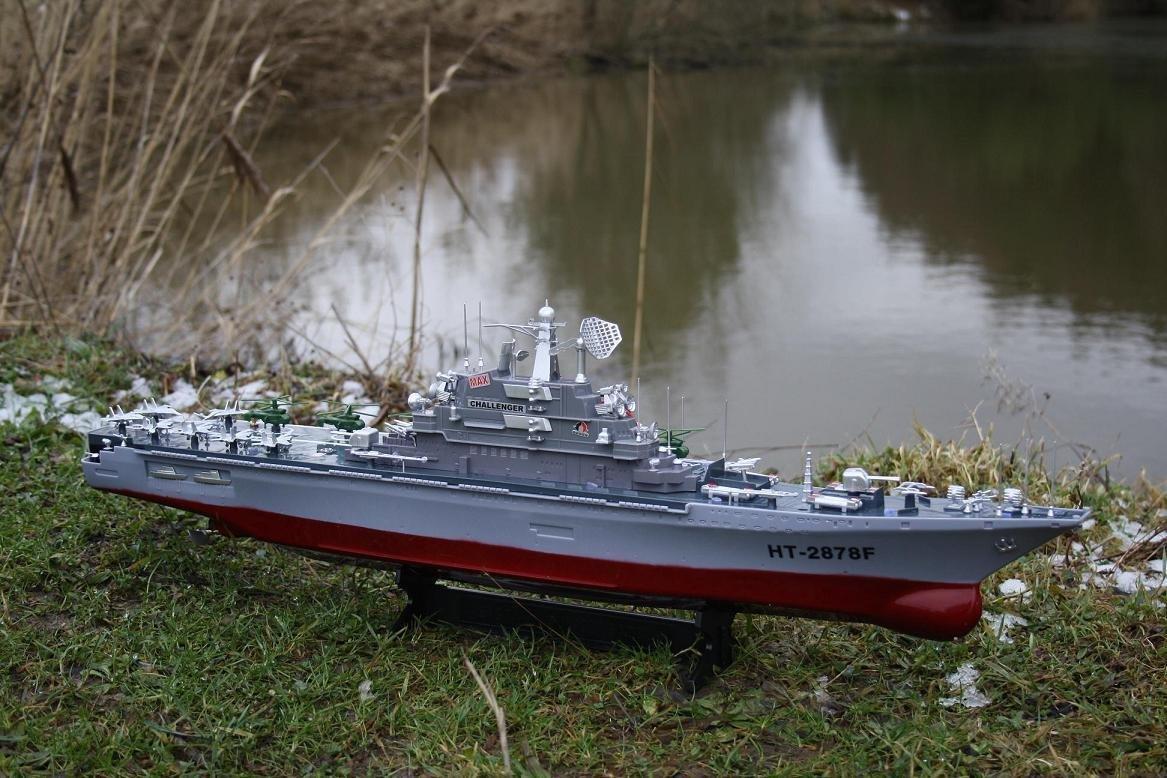 71arbTGioRL SL1167 in RC Modellbau Kriegsschiff Challenger