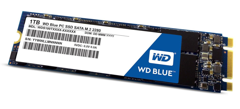 Amazon Com Wd Blue 1tb Pc Ssd Sata 6 Gb S M 2 2280 Solid State